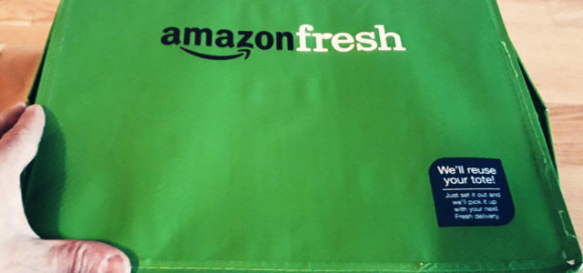 Amazon Fresh Delivery