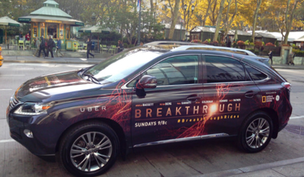 Breakthrough Promotion SUV