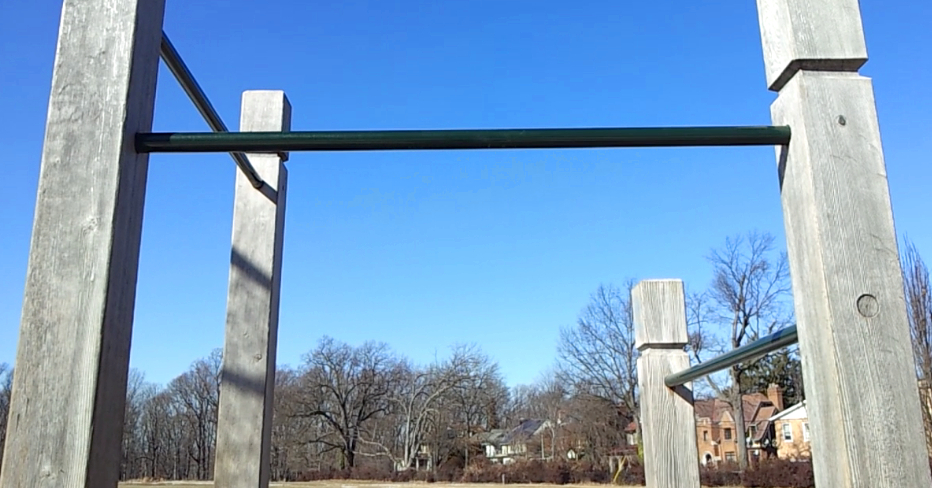 Pull-Up Bar for Pull-Ups